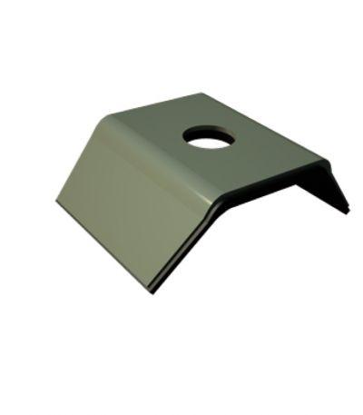 Cappellotto in Alluminio con Guarnizione